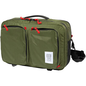 Topo Designs Global 3-Day Skuldertaske, olive